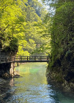 Pont Vintgar