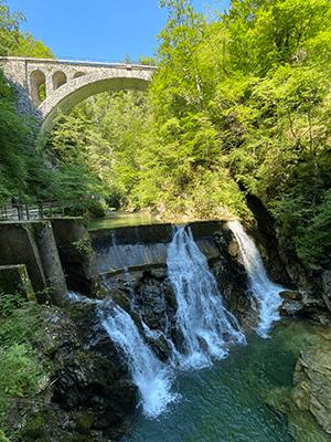 Cascade Vintgar
