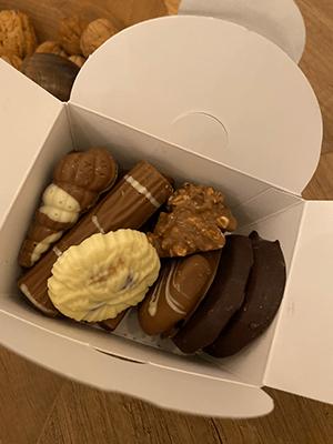 chocolat Piran