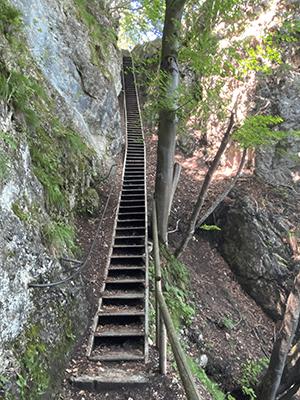 Escalier Bled