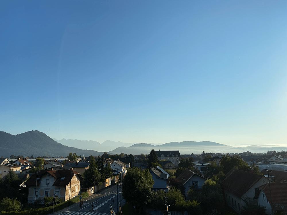 Hôtel Nox vue