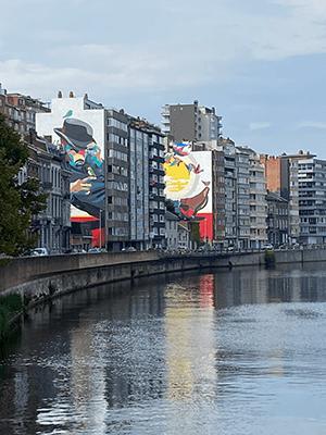 Liège street art