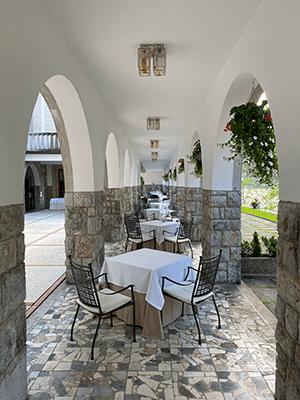 Villa bled restaurant