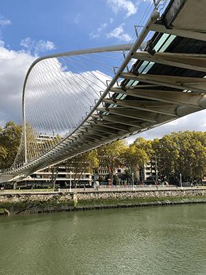 Pont Calatrava Bilbao