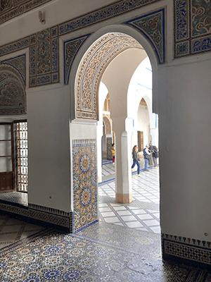 palais bahia