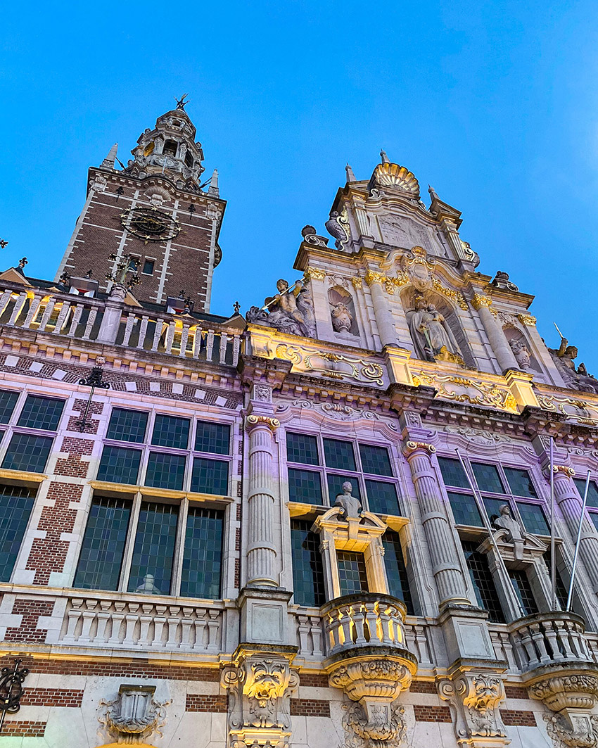 Week-end à Leuven