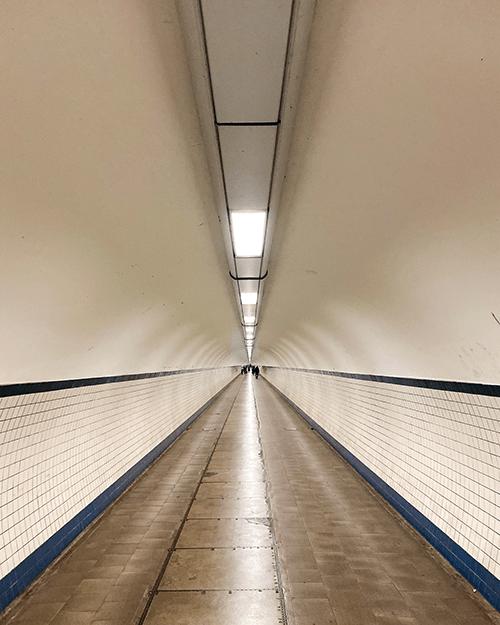 Tunnel saint anna