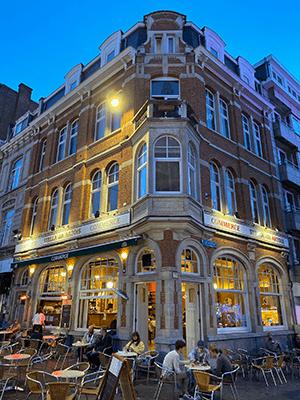 Leuven brasserie
