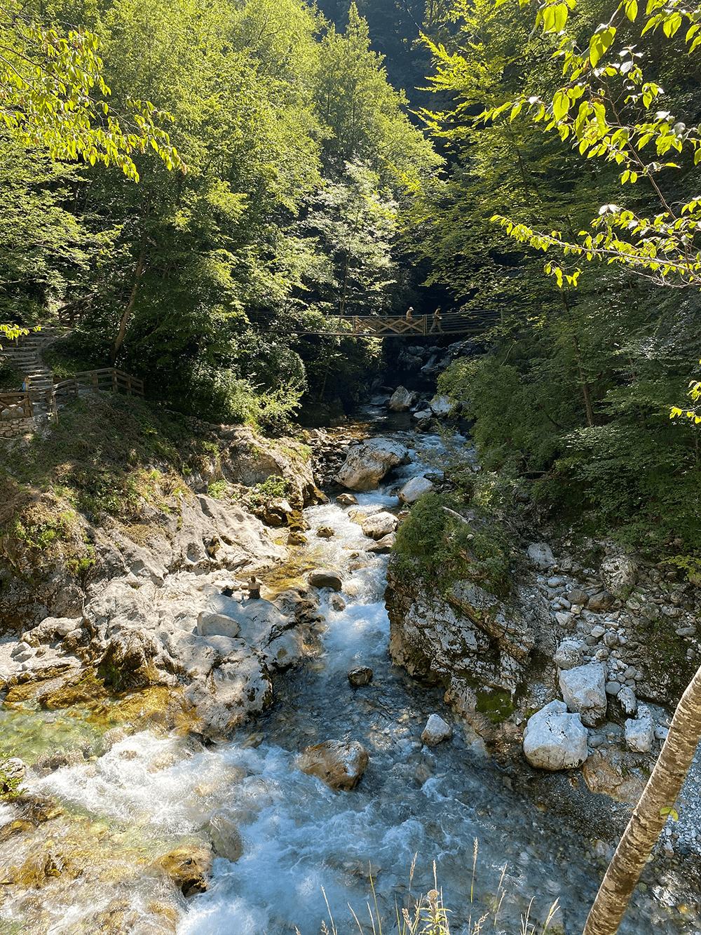 Parc National du Triglav Slovénie