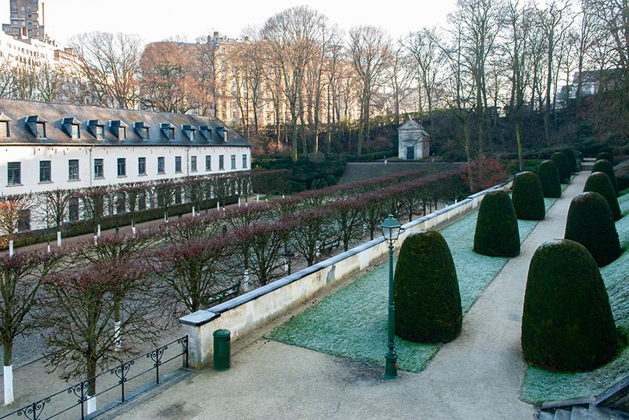 L'Abbaye de la Cambre, un lieu secret à Bruxelles