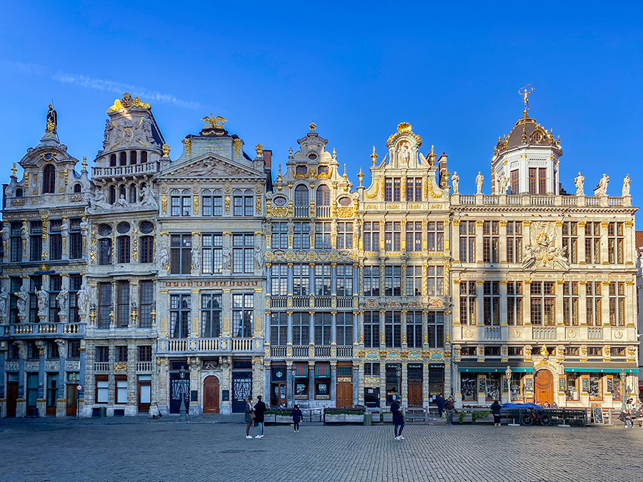 Activité insolite à Bruxelles pour découvrir la ville autrement.