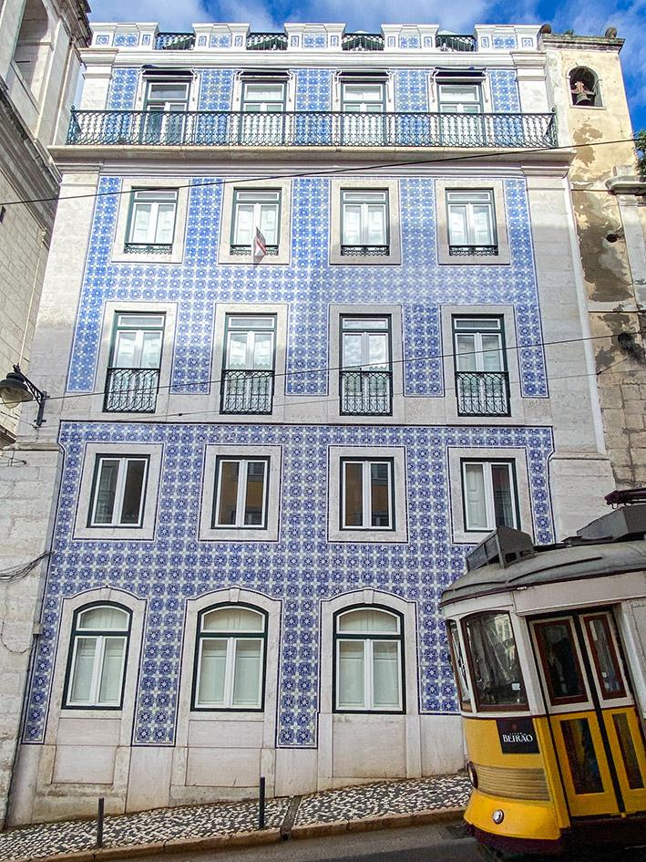 17 Instagram spots Lisbon