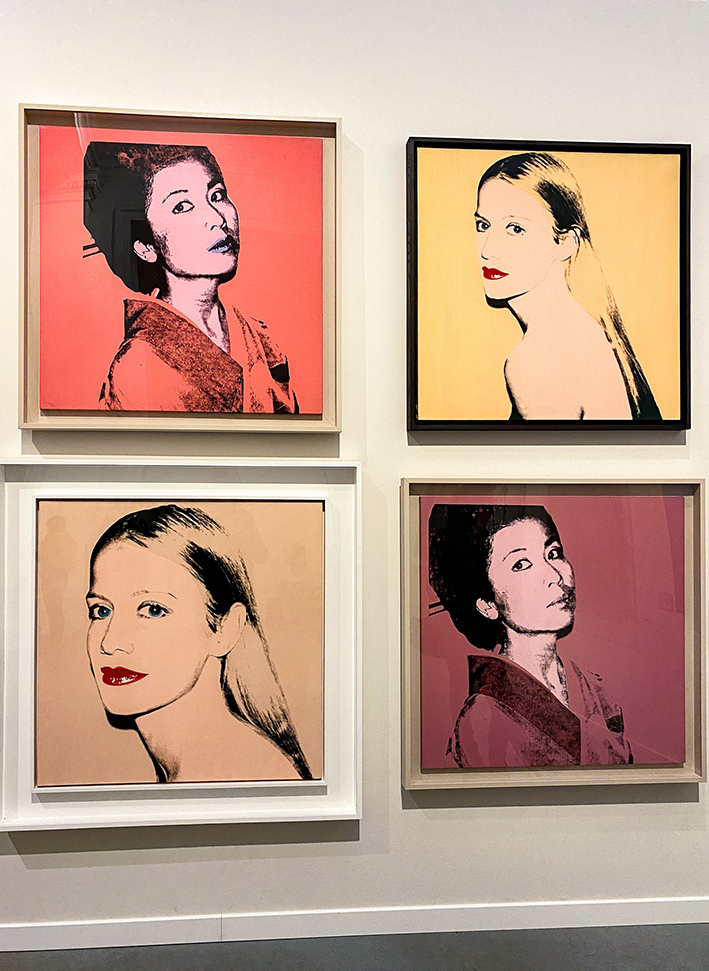 Andy Warhol à Liège