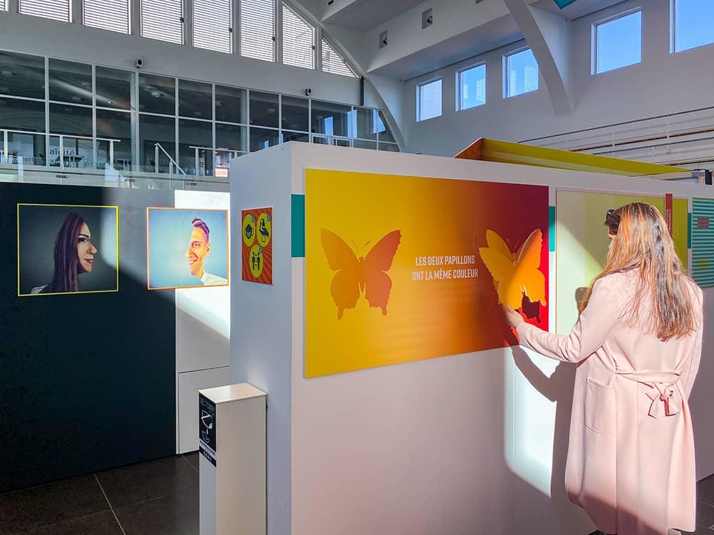 Expo Illusions Cité Miroir