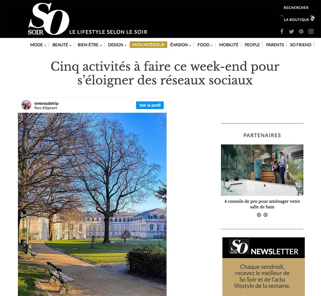 Blogueurs belges