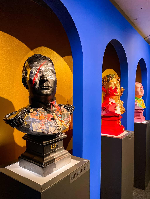 Napoléon au-delà du mythe : notre avis sur l'expo évènement à Liège