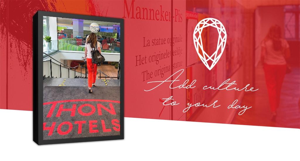 Week-end à Bruxelles pour 99 € avec le pack ADD CULTURE TO YOUR DAY