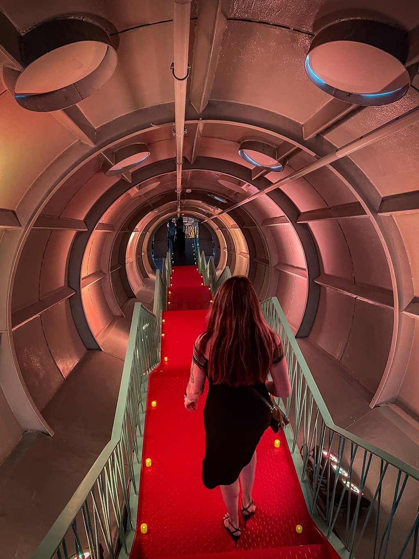 Soirée concert Candlelight à Bruxelles, au coeur de l'Atomium
