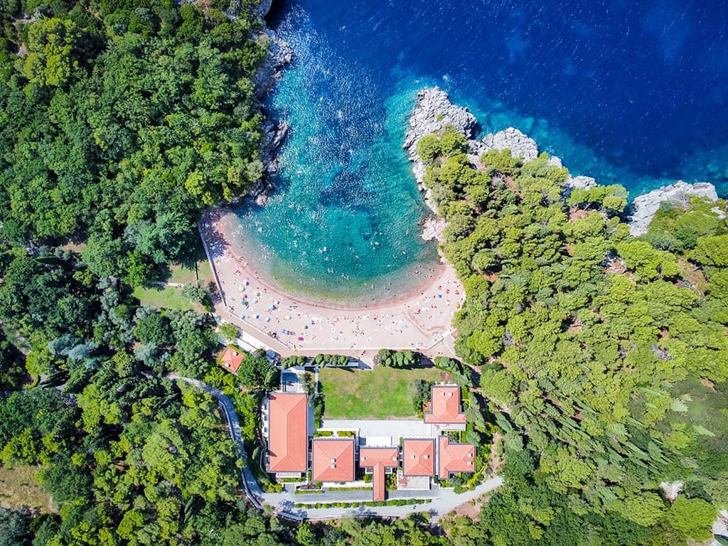 Quelle est la plus belle plage de Budva?