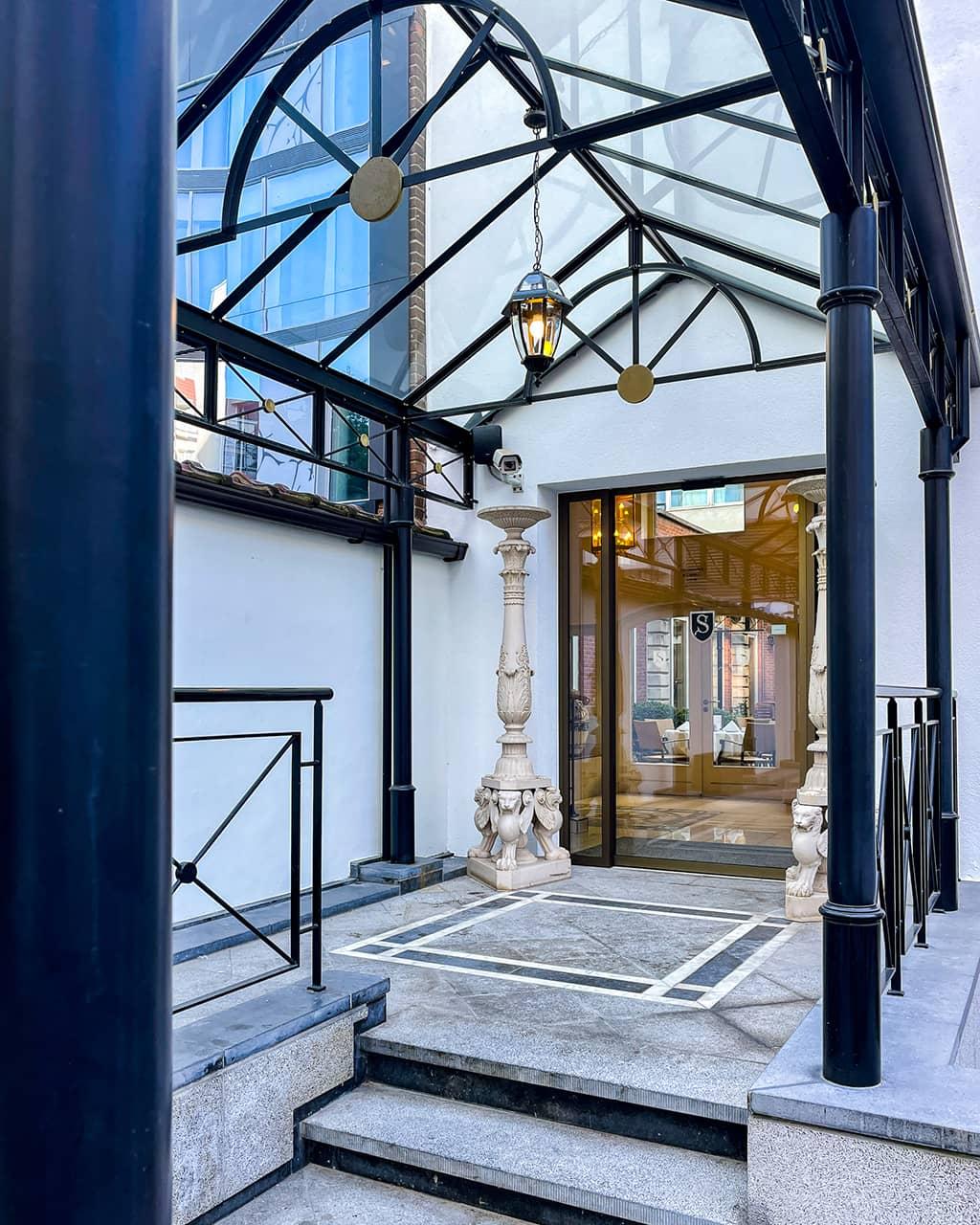 Hôtel de luxe à Bruxelles centre - Réouverture du Stanhope