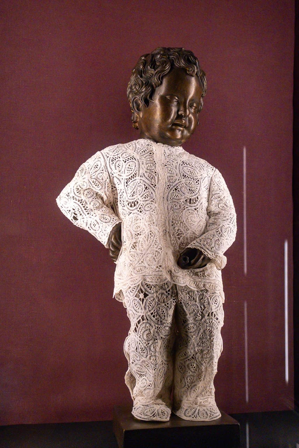 Musée de la mode et de la dentelle de Bruxelles